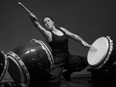 Grete Moortgat, Taiko performances optredens, Feniks Taiko