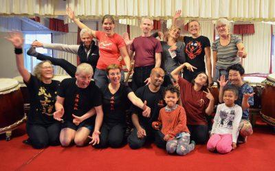 Tokara Bootcamp Araumi daiko Belgium