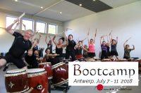 Summer bootcamp Araumi Daiko taiko