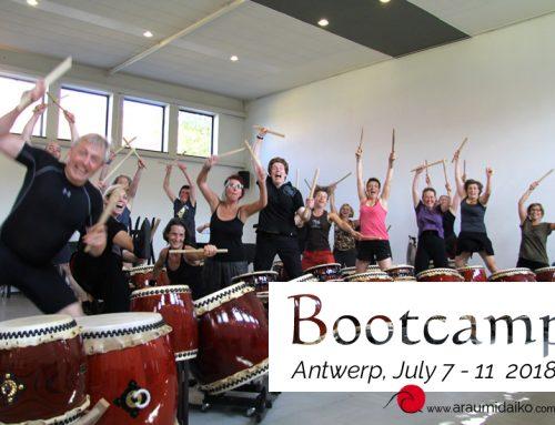 Summer Bootcamp 2018
