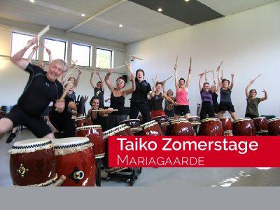 Taiko Zomerstage Mariagaarde