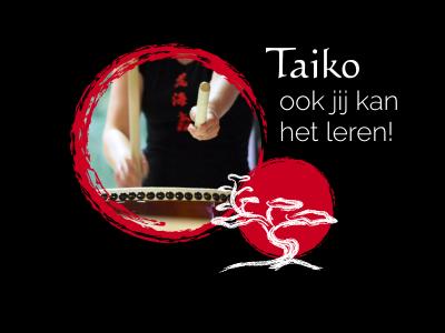 Taiko initiatieles Araumi Daiko Academie