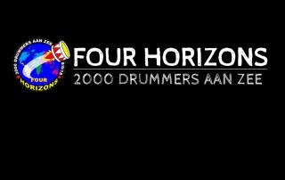 2000 drummers, four horizons, taiko azië concert Scheveningen