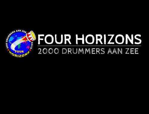 2000 Drummers aan zee